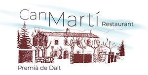 Restaurant Can Martí Logo